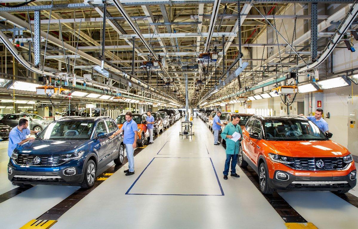 Imagem ilustrativa da notícia: Volkswagen fará contratações para a fábrica do Paraná
