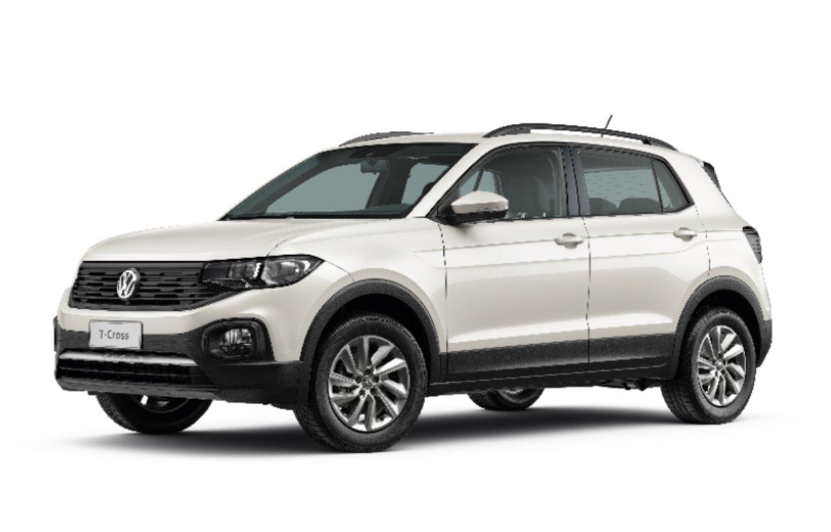 Imagem ilustrativa da notícia: Volkswagen inclui T-Cross Sense na oferta PcD