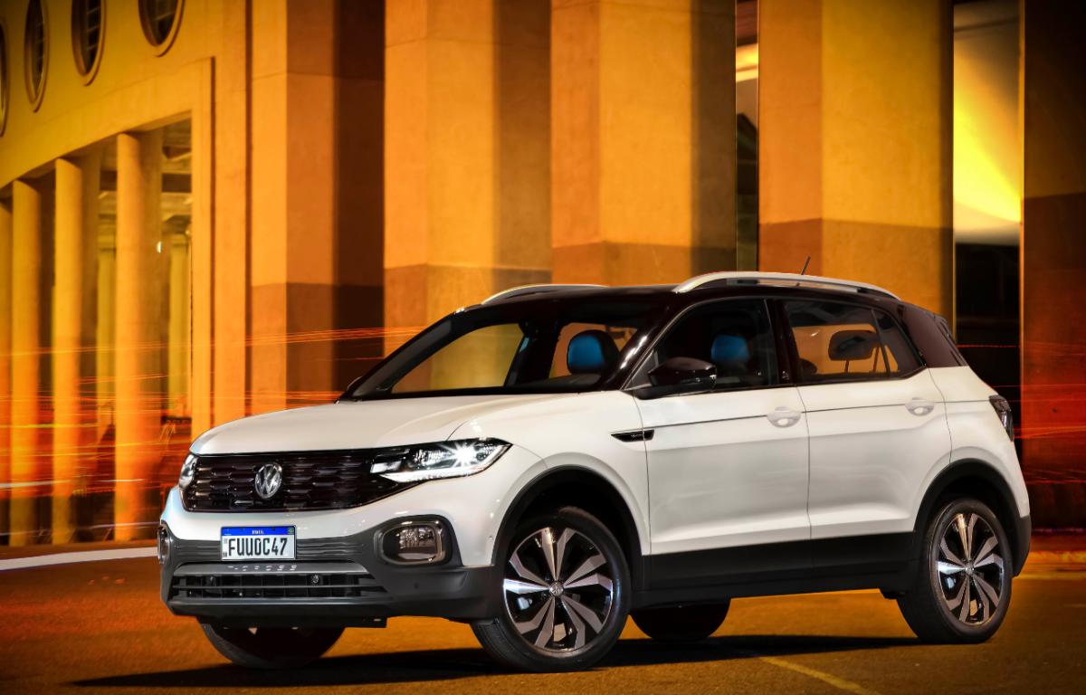 Imagem ilustrativa da notícia: Bolívia é o novo destino do Volkswagen T-Cross