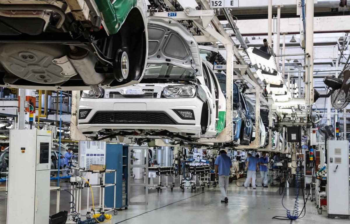 Imagem ilustrativa da notícia: Volkswagen negocia corte de 35% dos seus trabalhadores no Brasil