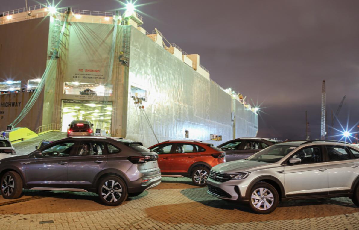Imagem ilustrativa da notícia: Volkswagen Nivus chega à Argentina