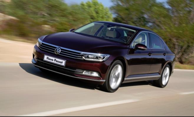 Imagem ilustrativa da notícia: VW lança Passat 2018 racional e quer mais concorrência para picapes argentinas