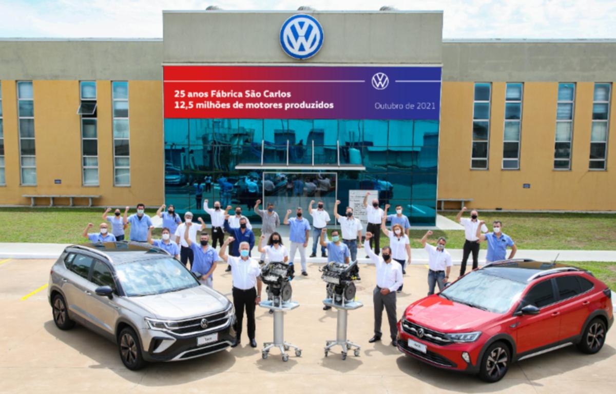 Imagem ilustrativa da notícia: Volkswagen São Carlos completa 25 anos