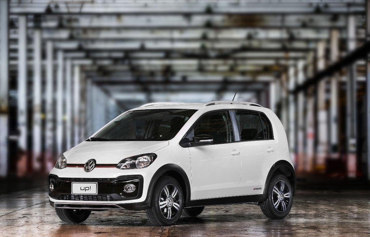 Imagem ilustrativa da notícia: Volkswagen simplifica portfólio do up!