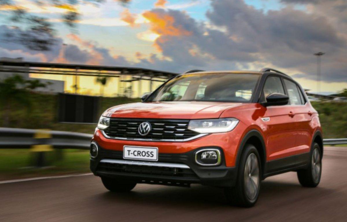 Imagem ilustrativa da notícia: Volkswagen T-Cross chega ao México