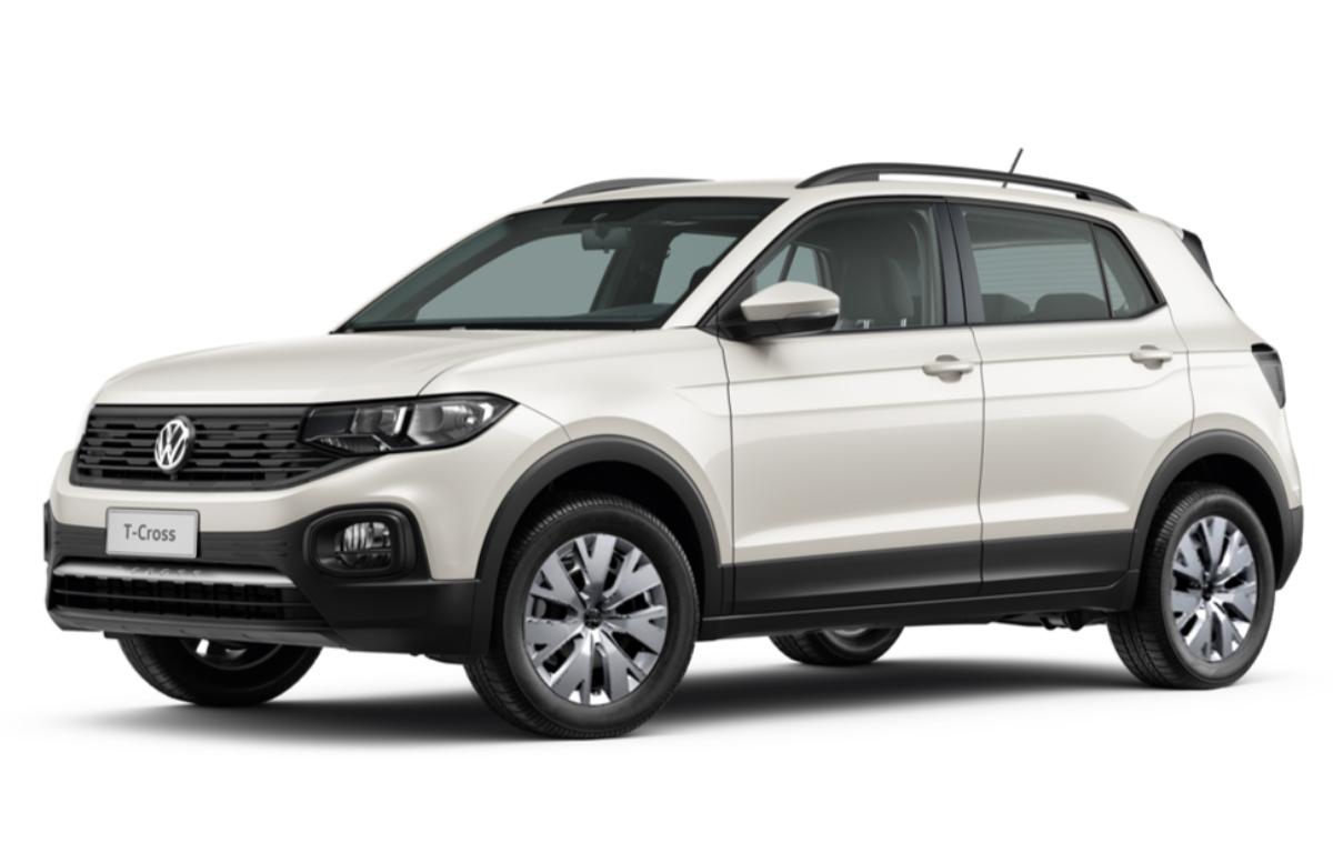 Imagem ilustrativa da notícia: Volkswagen T-Cross Sense também será vendido no varejo