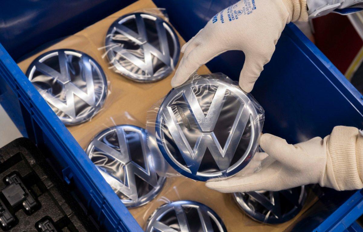 Imagem ilustrativa da notícia: Volkswagen terá novo logo e identidade visual