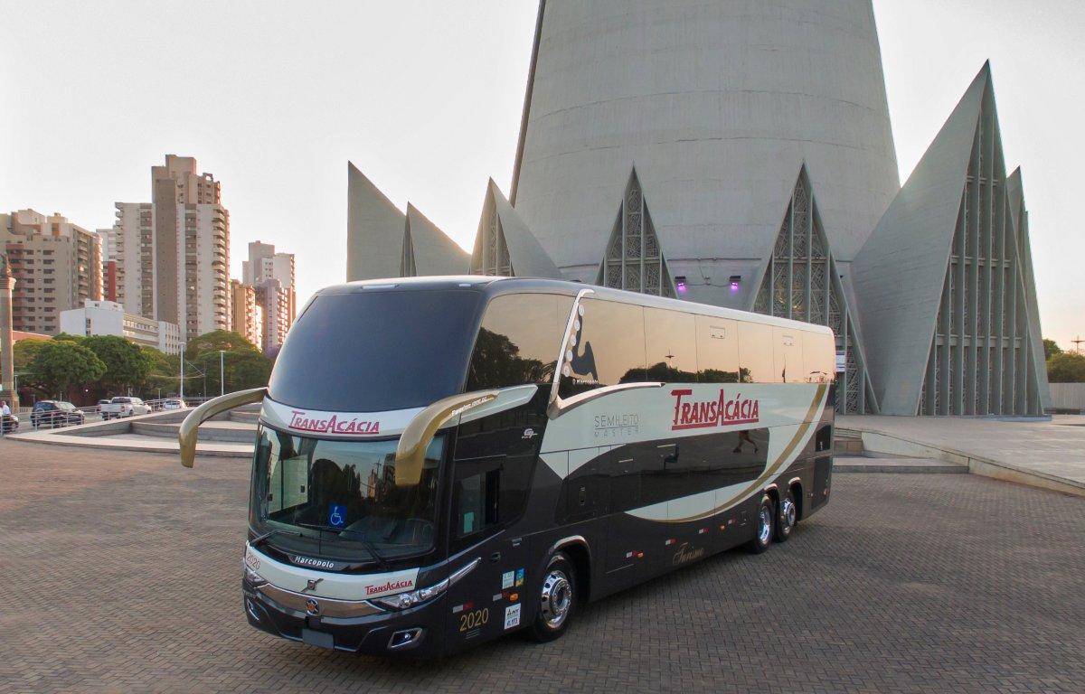 Imagem ilustrativa da notícia: Volvo investe em segurança ativa para vender mais ônibus