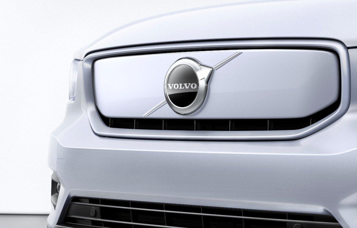 Imagem ilustrativa da notícia: Volvo Cars lança seu primeiro elétrico