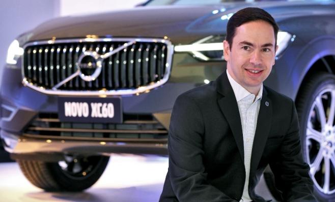 Imagem ilustrativa da notícia: Volvo Cars nomeia diretor para área de pós-venda
