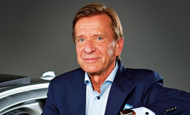 Imagem ilustrativa da notícia: Porquê Hakan Samuelsson tornou-se o executivo do ano