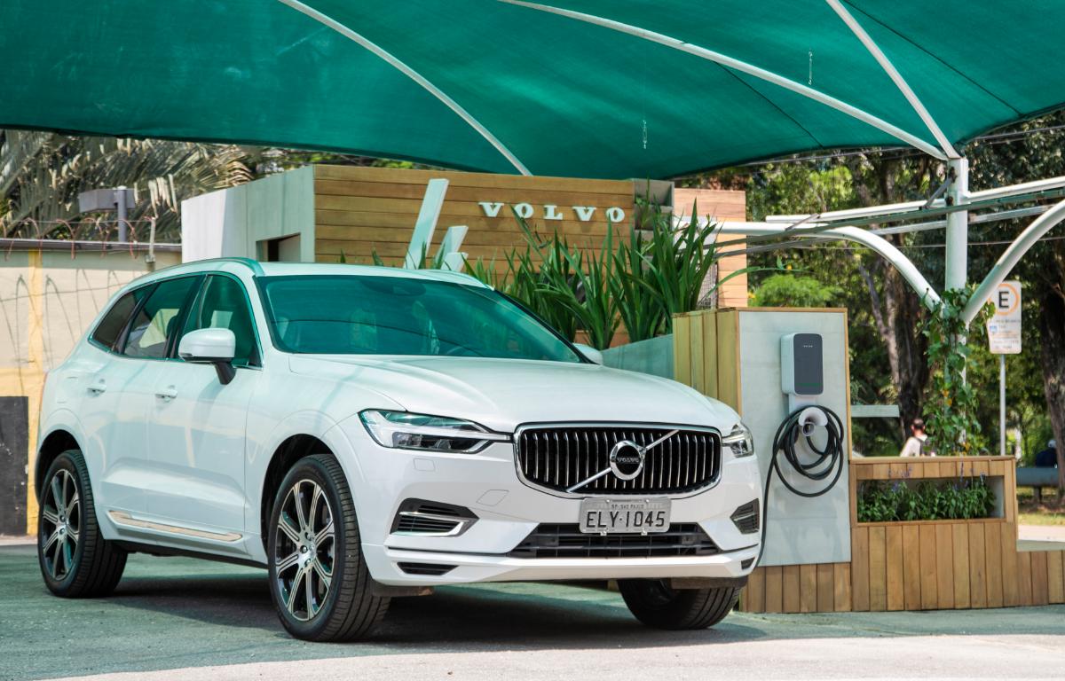 Imagem ilustrativa da notícia: Volvo inaugura estacionamento gratuito para elétricos