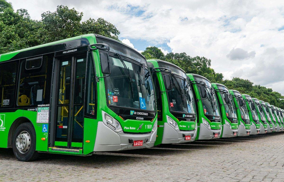 Imagem ilustrativa da notícia: Volvo vende 120 chassis para Viação Santa Brígida