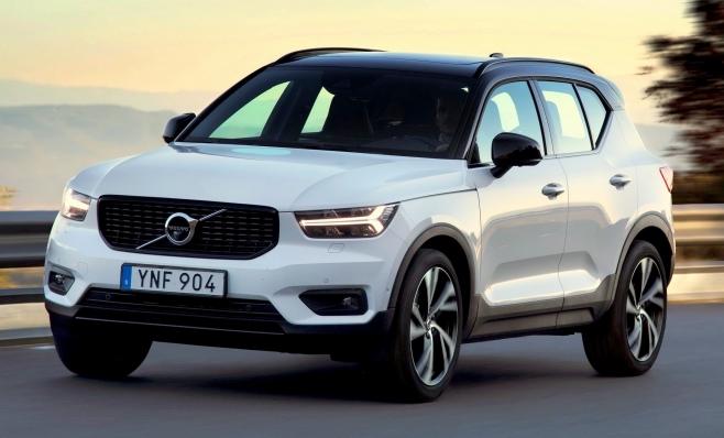 Imagem ilustrativa da notícia: Volvo XC40 chega em março a partir de R$ 169,9 mil