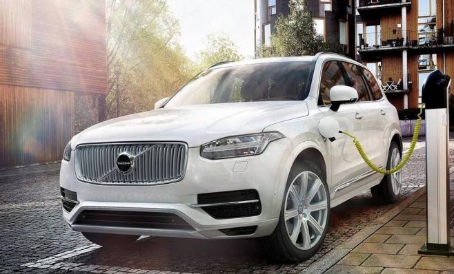 Imagem ilustrativa da notícia: Eletrificação dos carros da Volvo foi reconhecida pela ONU