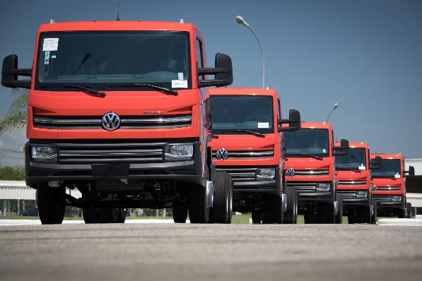 Imagem ilustrativa da notícia: VW Caminhões inicia vendas do Delivery 13.180