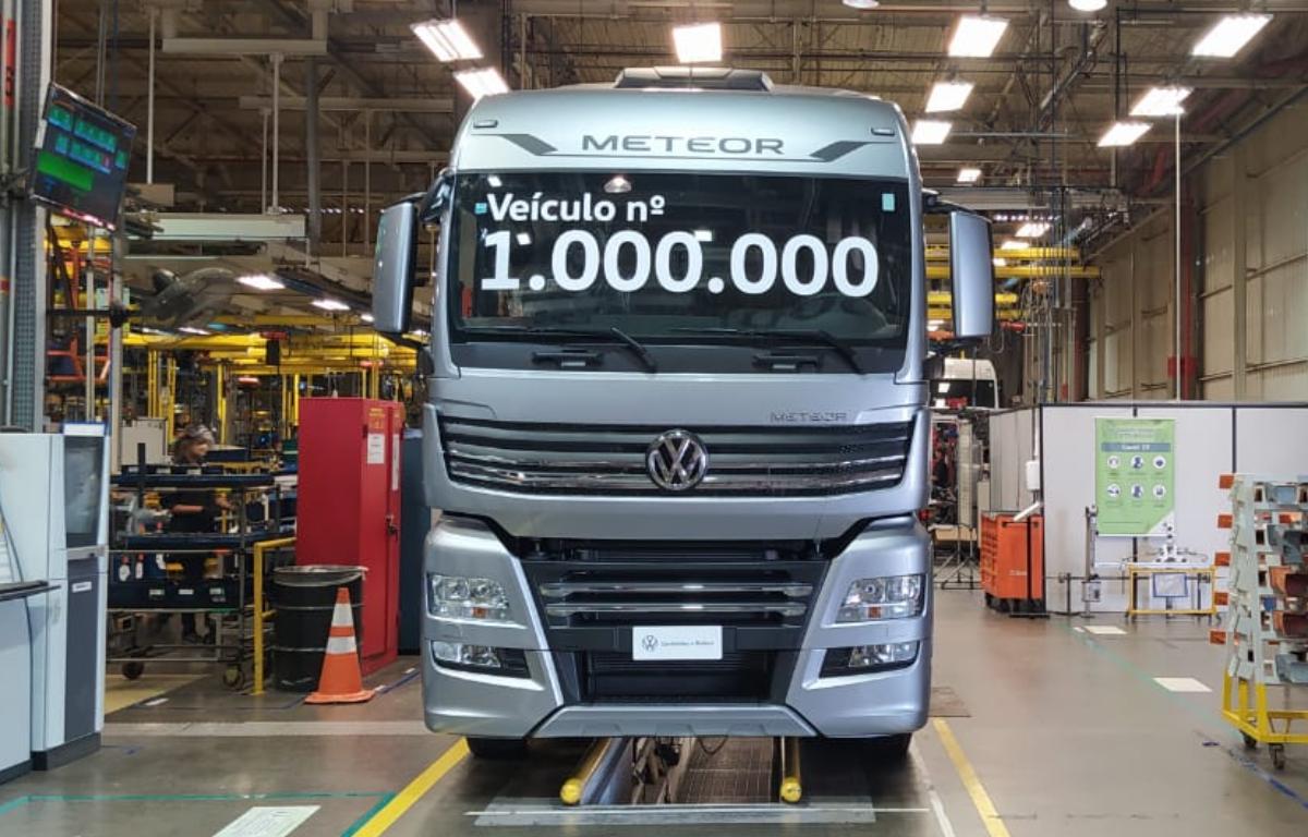 Imagem ilustrativa da notícia: VWCO celebra 1 milhão de veículos produzidos no Brasil