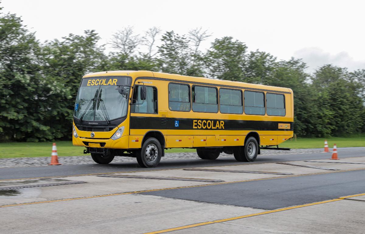 Imagem ilustrativa da notícia: VWCO entrega 146 ônibus em Porto Velho