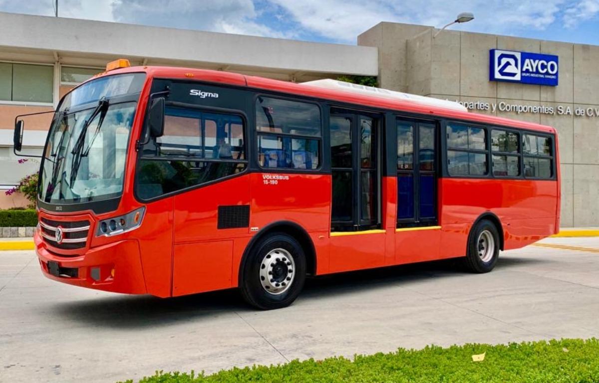 Imagem ilustrativa da notícia: VWCO vende 130 ônibus para Acapulco