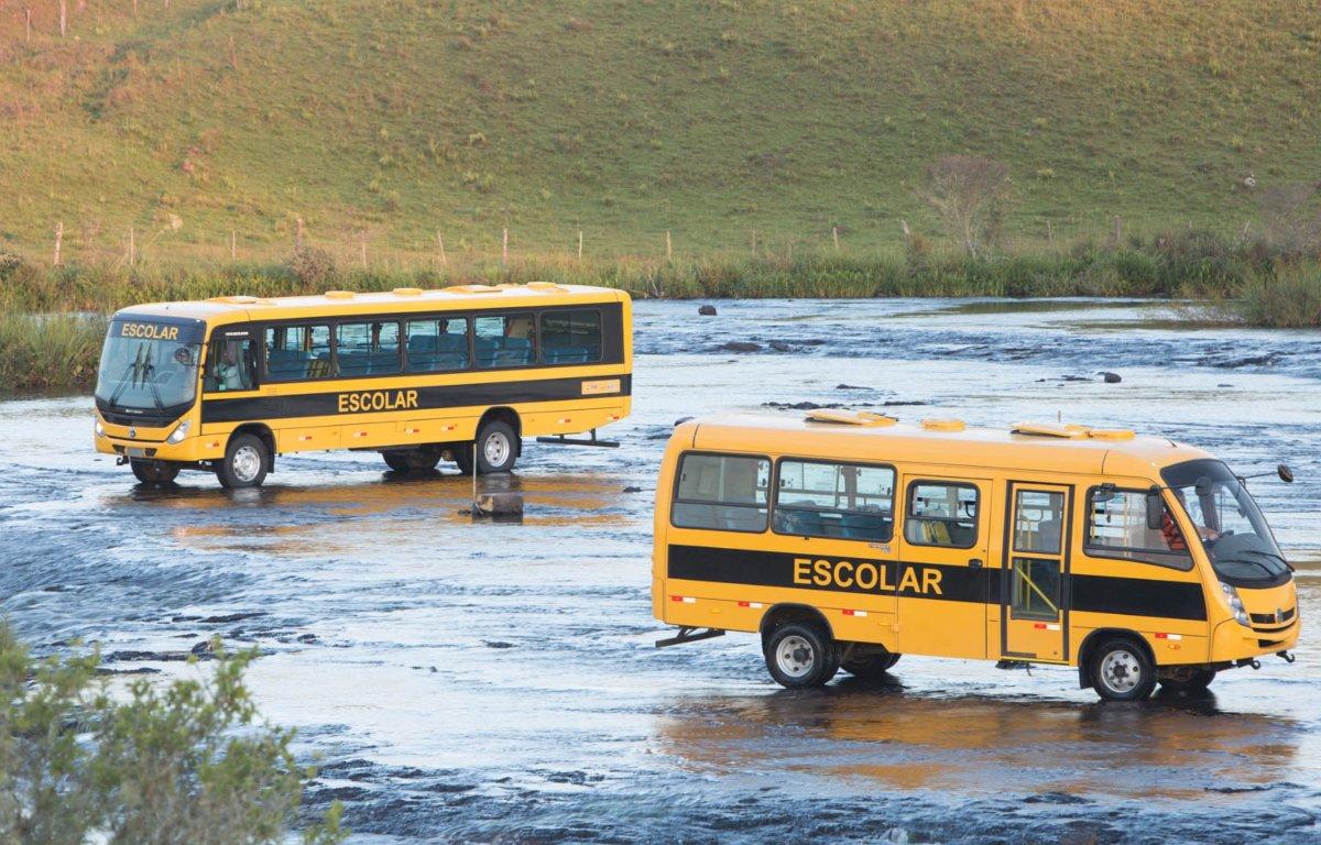 Imagem ilustrativa da notícia: VWCO finaliza entregas ao Caminho da Escola