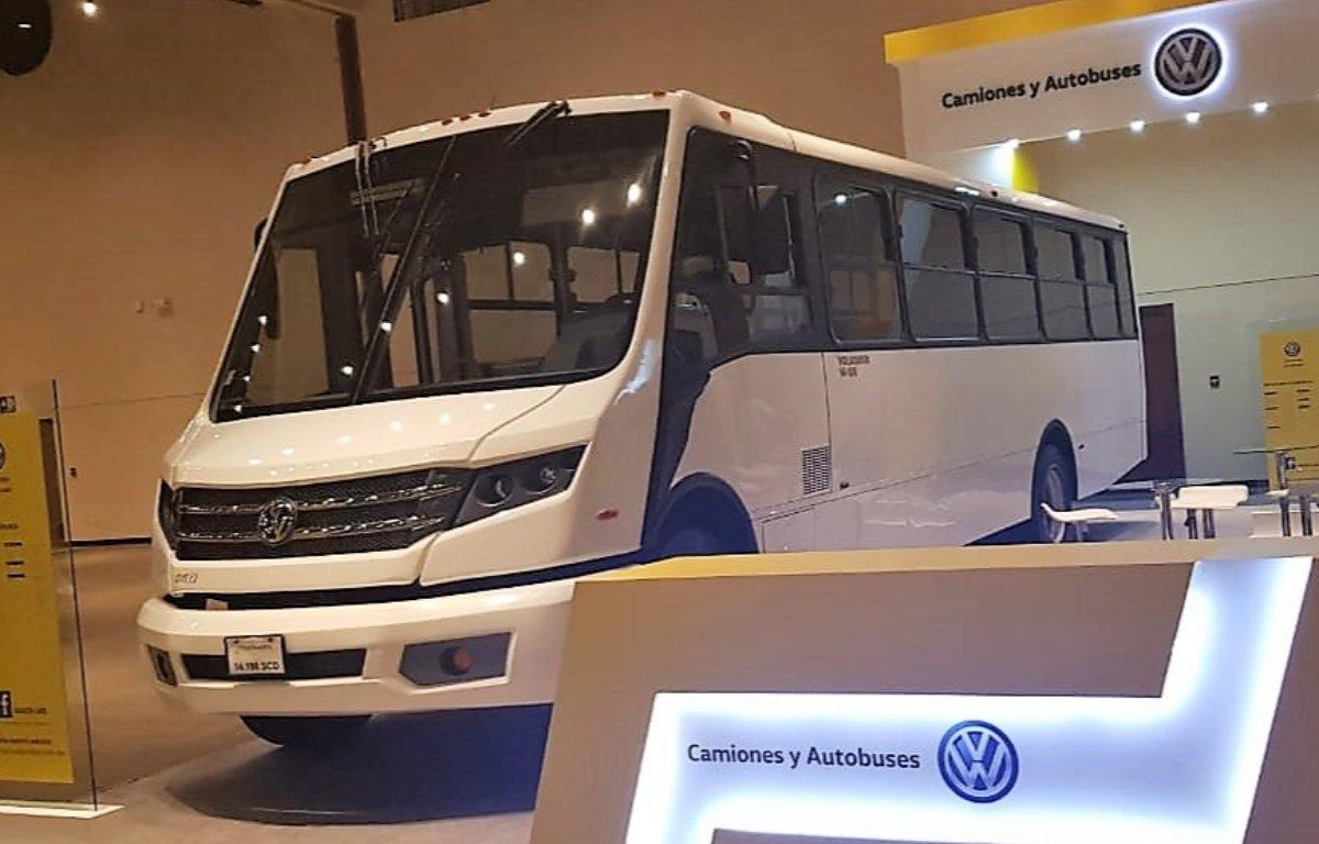 Imagem ilustrativa da notícia: VWCO produzirá novo micro-ônibus no México