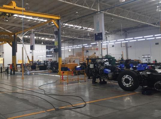 Imagem ilustrativa da notícia: VWCO terá nova linha de montagem no México