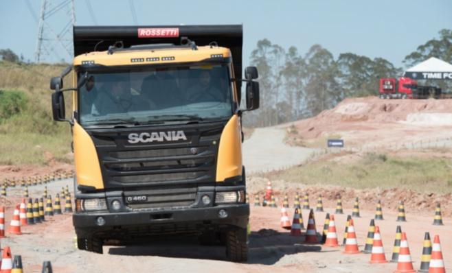 Imagem ilustrativa da notícia: Scania pretende reduzir suas emissões em 50% até 2025