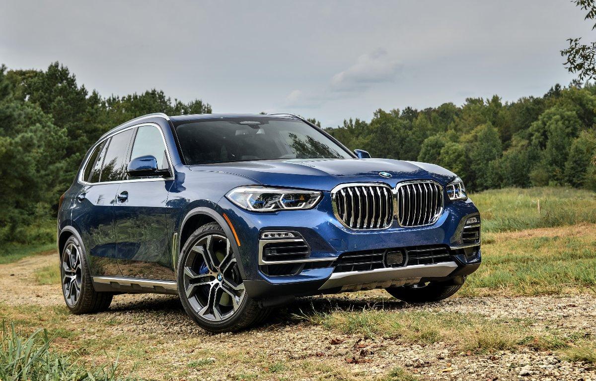 Imagem ilustrativa da notícia: BMW X5 começa a ser produzido em Araquari