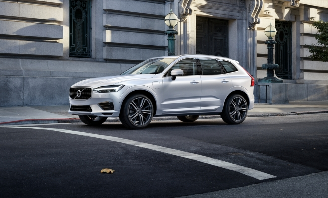 Imagem ilustrativa da notícia: A ofensiva híbrida da Volvo Cars