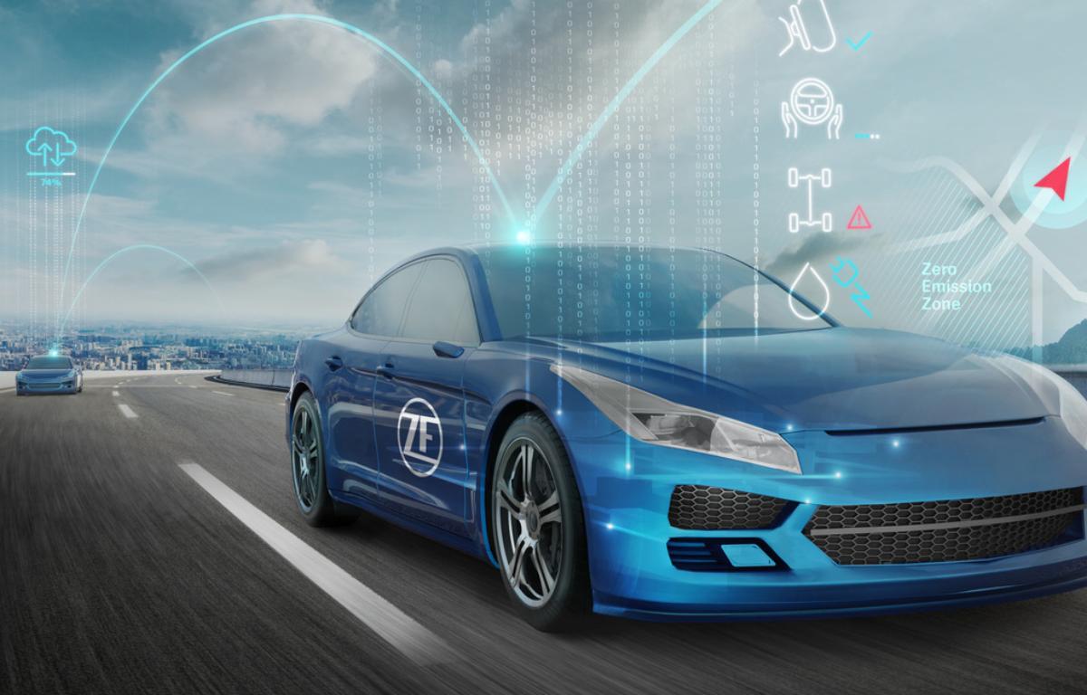 Imagem ilustrativa da notícia: ZF anuncia seu Data Venture Accelerator