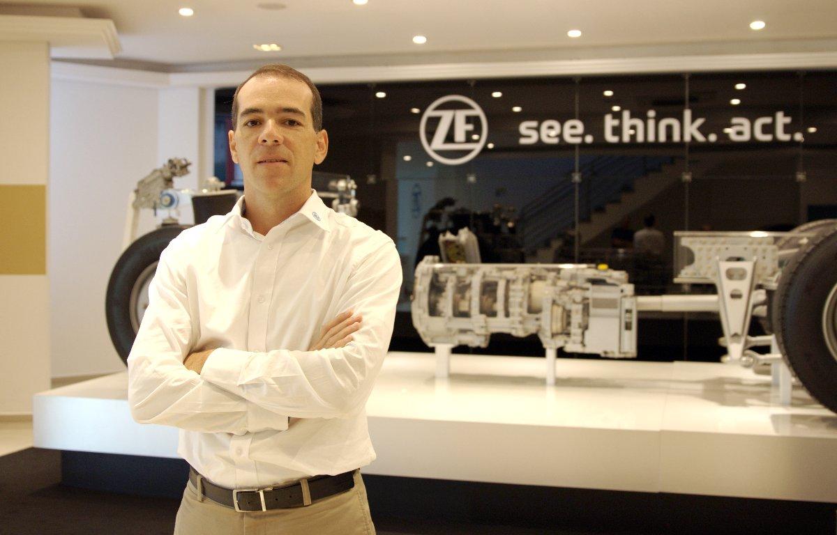 Imagem ilustrativa da notícia: ZF testará novo câmbio automático no Brasil
