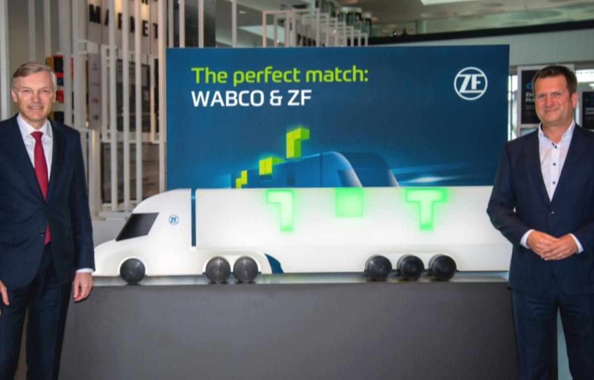 Imagem ilustrativa da notícia: ZF conclui aquisição da Wabco