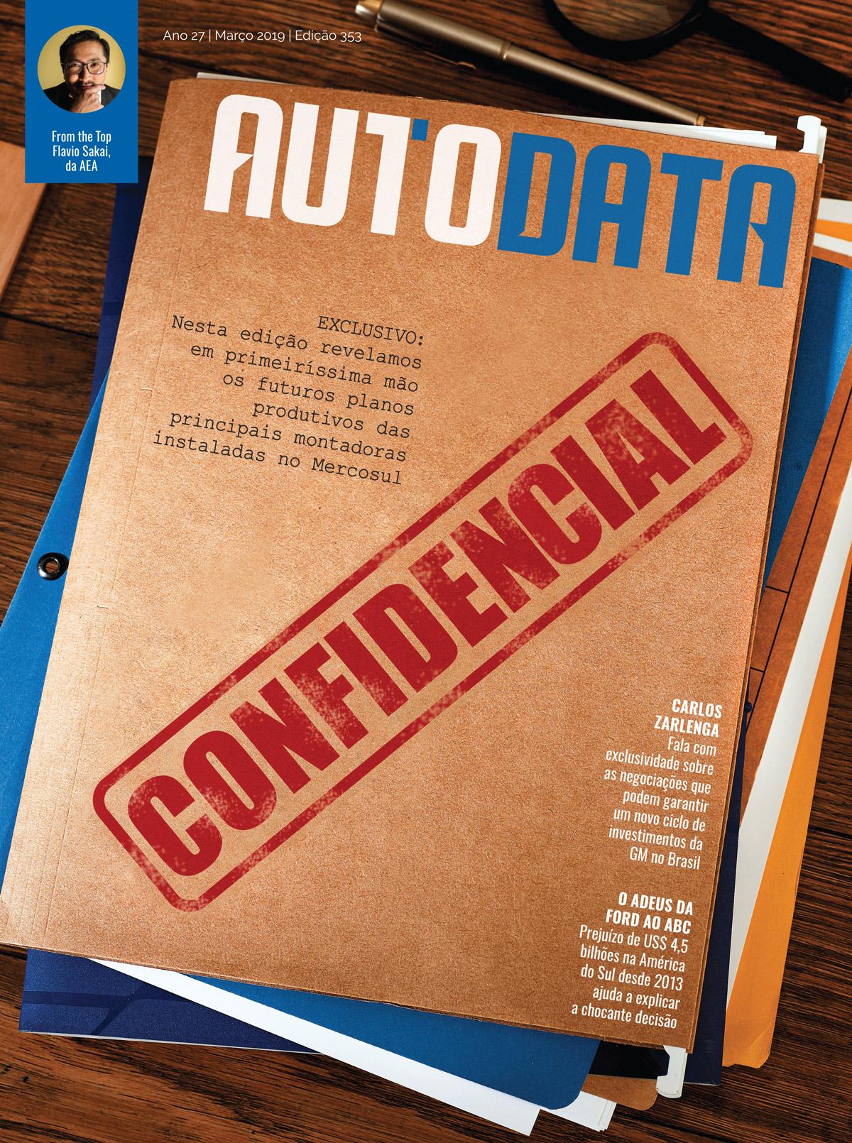 Capa revista AutoData 353