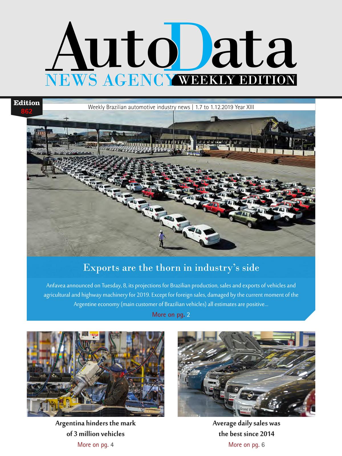 Capa revista Weekly Edition