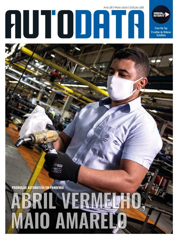 Capa Revista Autodata