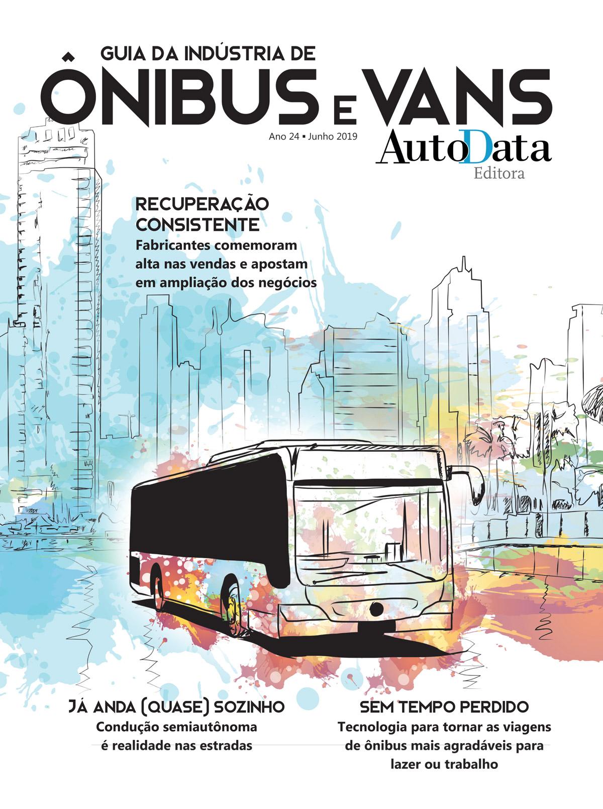 Guia de Ônibus e Vans